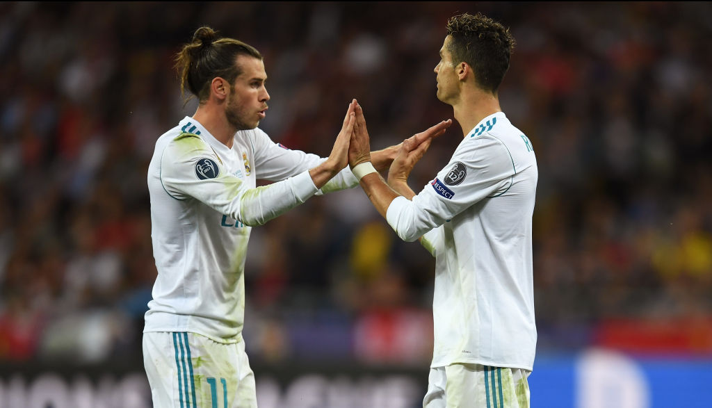 Gareth Bale to replace Cristiano Ronaldo as Real Madrid leader says Steve McManaman