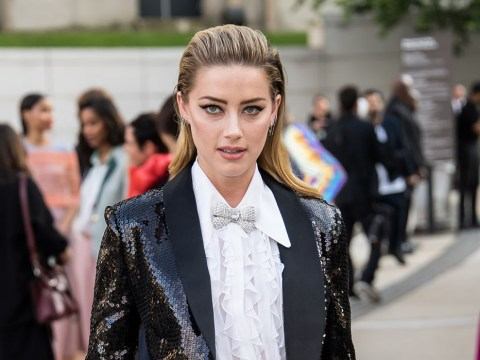 Amber Heard posts statement after causing fury with 'racist' tweets about ICE checkpoints