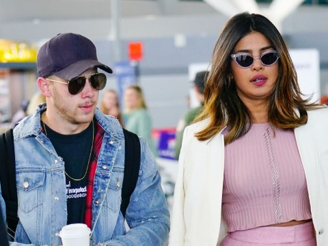 How did Priyanka Chopra and Nick Jonas meet and how long were they dating before getting engaged?