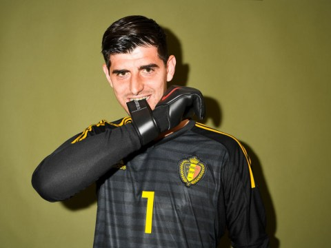 Maurizio Sarri prepared to sell Thibaut Courtois if Chelsea land Alisson