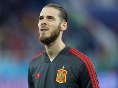 David De Gea made as many saves at the 2018 World Cup as Luis Suarez managed in 2010