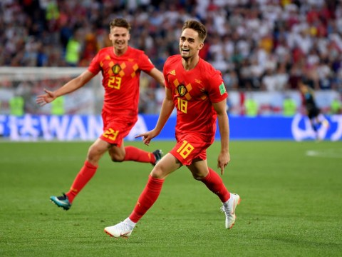 Everton 'make contact' with former Manchester United starlet Adnan Januzaj