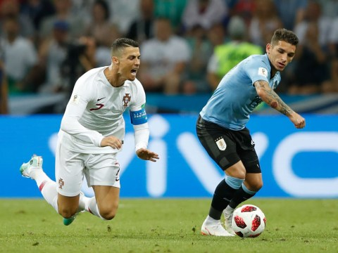 Arsenal fans ask whether Cristiano Ronaldo comes free in Lucas Torreira's pocket
