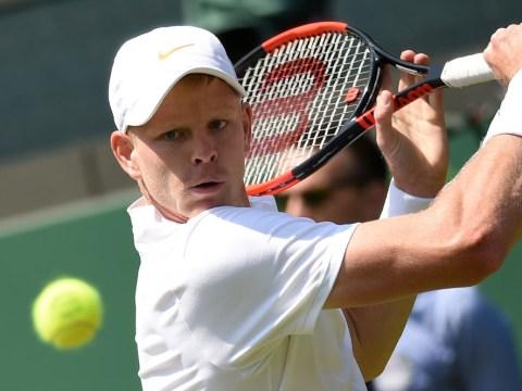 British top seed Kyle Edmund backed to topple Roger Federer, Rafael Nadal and Novak Djokovic to win Wimbledon