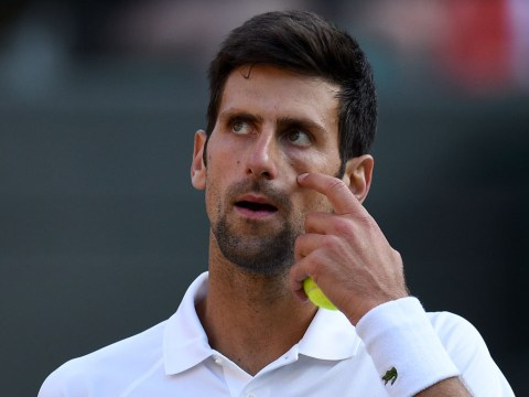 Novak Djokovic hits out at Grand Slam chiefs after opening Wimbledon win