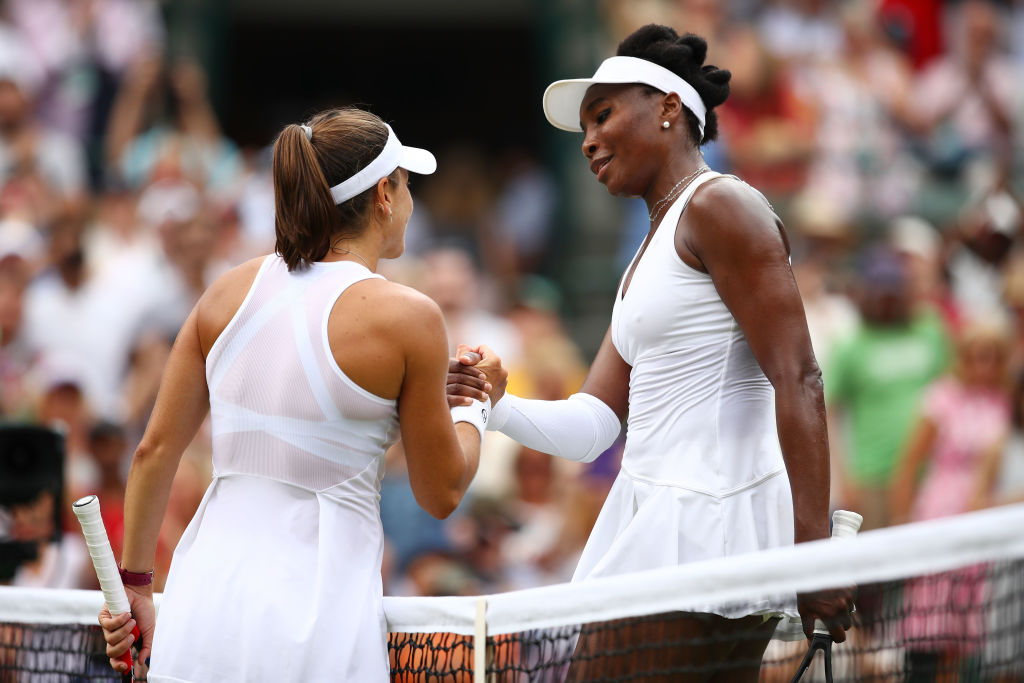 Venus Williams speaks out after surviving early Wimbledon scare against Alexandra Dulgheru