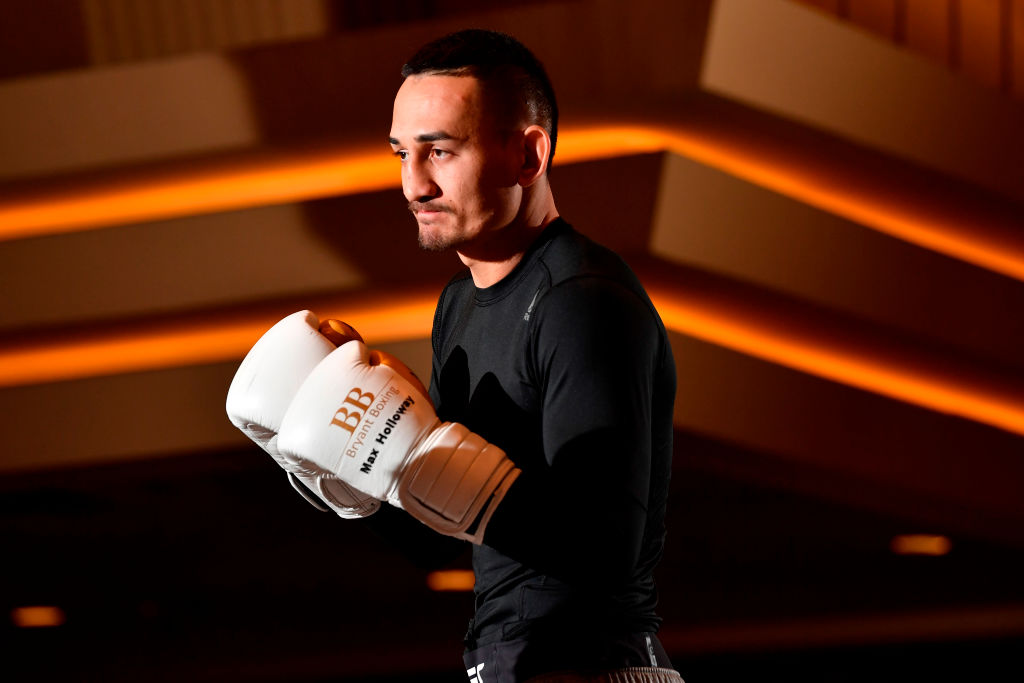 Max Holloway forced off of UFC 226 due to 'concussion-like symptoms'