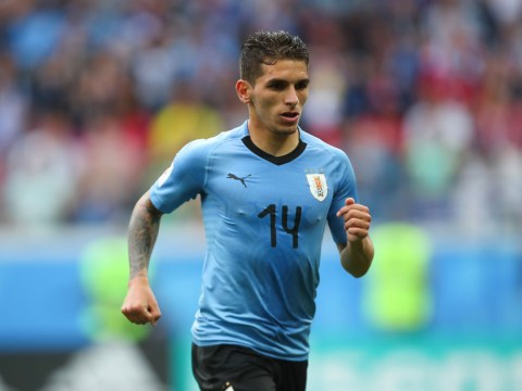 Uruguay's official statement hints that Lucas Torreira is set to join Arsenal