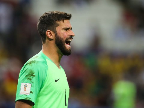 Roma chief Monchi offers fresh update on Chelsea target Alisson