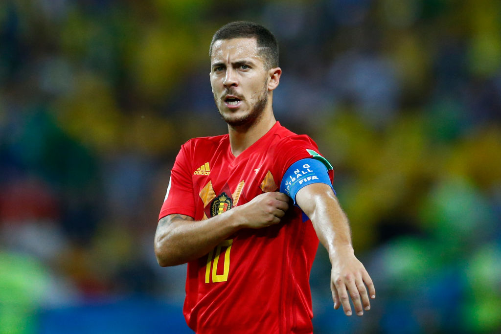 Chelsea reportedly agree £170m deal with Real Madrid for Eden Hazard