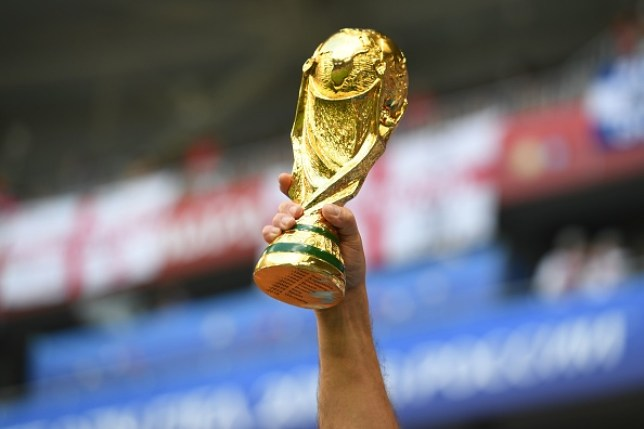 What TV channel is the World Cup 2018 final on, what time is