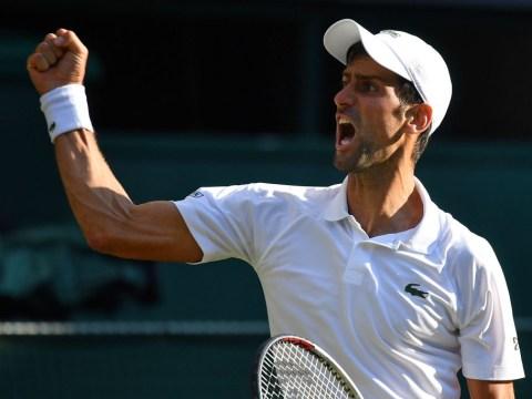 Novak Djokovic ends Kyle Edmund's Wimbledon dreams in gripping & controversial win