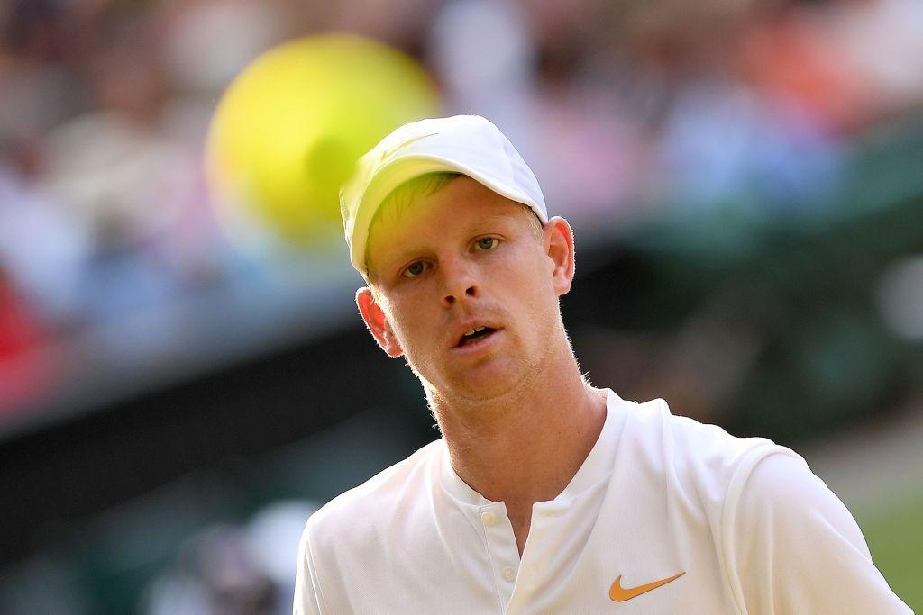 Wimbledon: Kyle Edmund responds to cheating claims after dramatic Novak Djokovic defeat