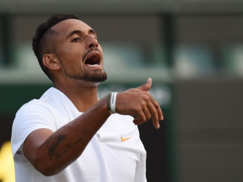 'I'm pissed off': Nick Kyrgios reacts to shock Wimbledon exit