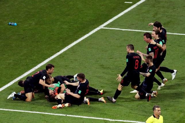 World Cup: Croatia book England semi-final after ending Russia dream