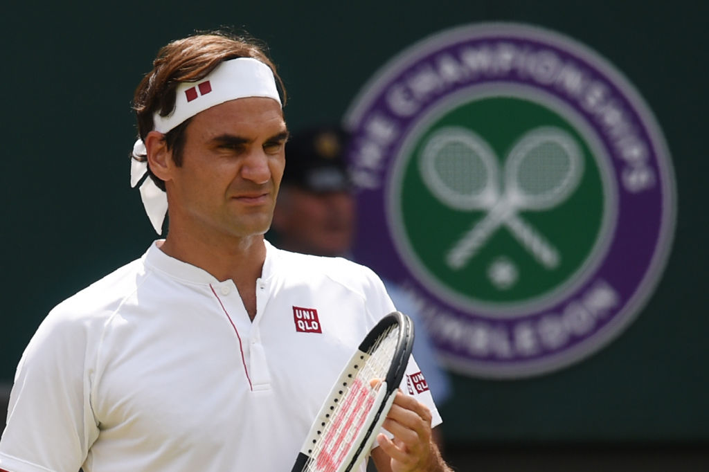 John McEnroe predicts 'miserable' Wimbledon run for Roger Federer