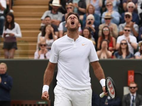 Juan Martin del Potro reveals plan to beat Rafael Nadal at Wimbledon