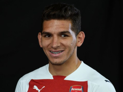 Arsenal make embarrassing mistake on official website as Lucas Torreira signs