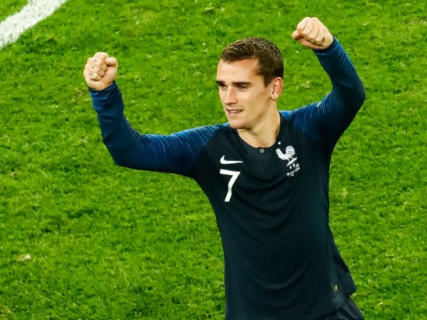 Antoine Griezmann mocks Chelsea and Thibaut Courtois ahead of World Cup final