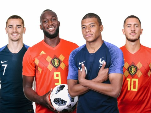 When is Belgium vs France? TV channel, time, odds and team news for World Cup semi-final