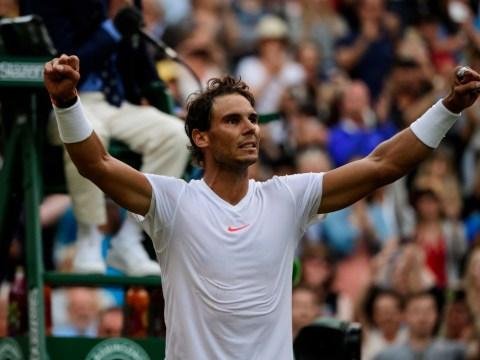 Rafael Nadal speaks out on Roger Federer's Wimbledon exit