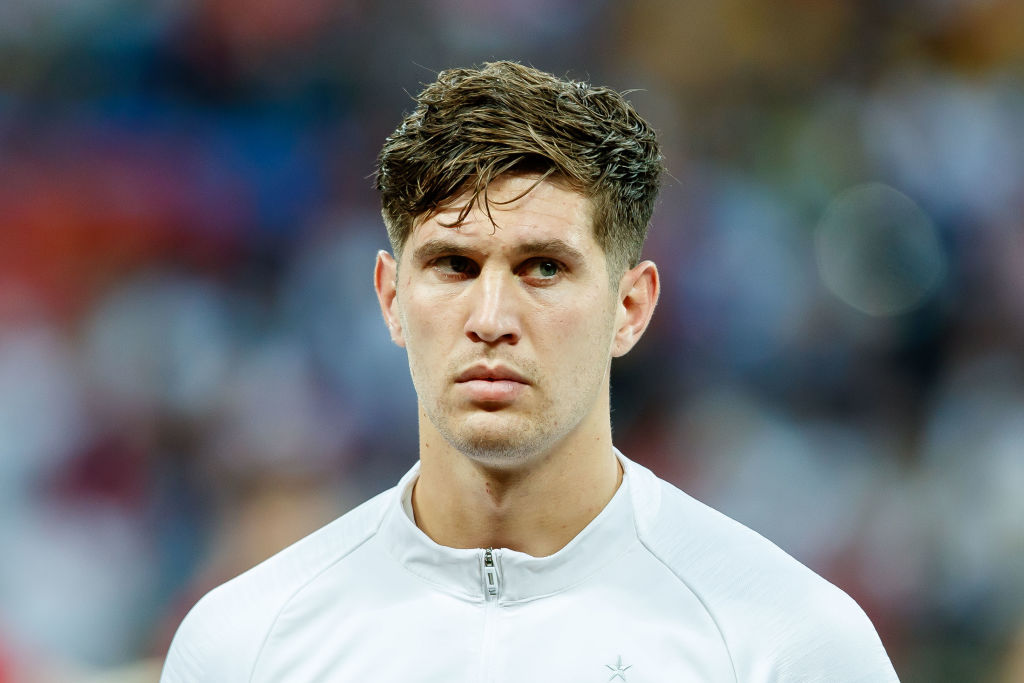 John Stones cuts short summer holiday to return to Manchester City pre-season training