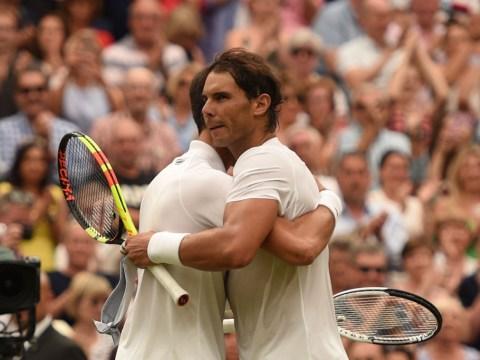 'Overwhelmed' Novak Djokovic speaks out after downing Rafael Nadal in stunning Wimbledon semi-final