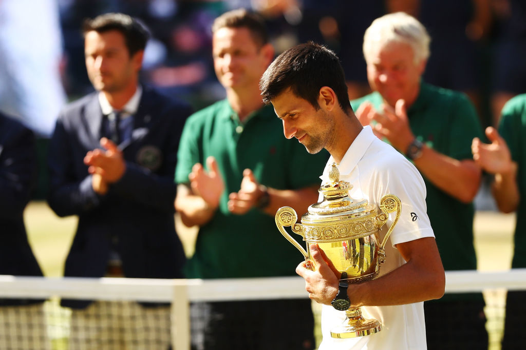 Novak Djokovic speaks out after claiming fourth Wimbledon title
