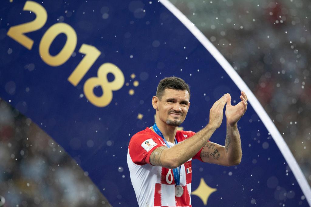 Dejan Lovren slams France's playing style after Croatia lose World Cup final