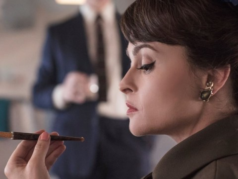 First Look at Helena Bonham Carter as Princess Margaret in The Crown as she replaces Vanessa Kirby in season 3