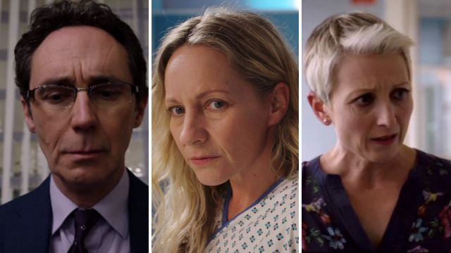 Holby City spoilers: The darkness and the light explored in our in depth review of tonight's episode