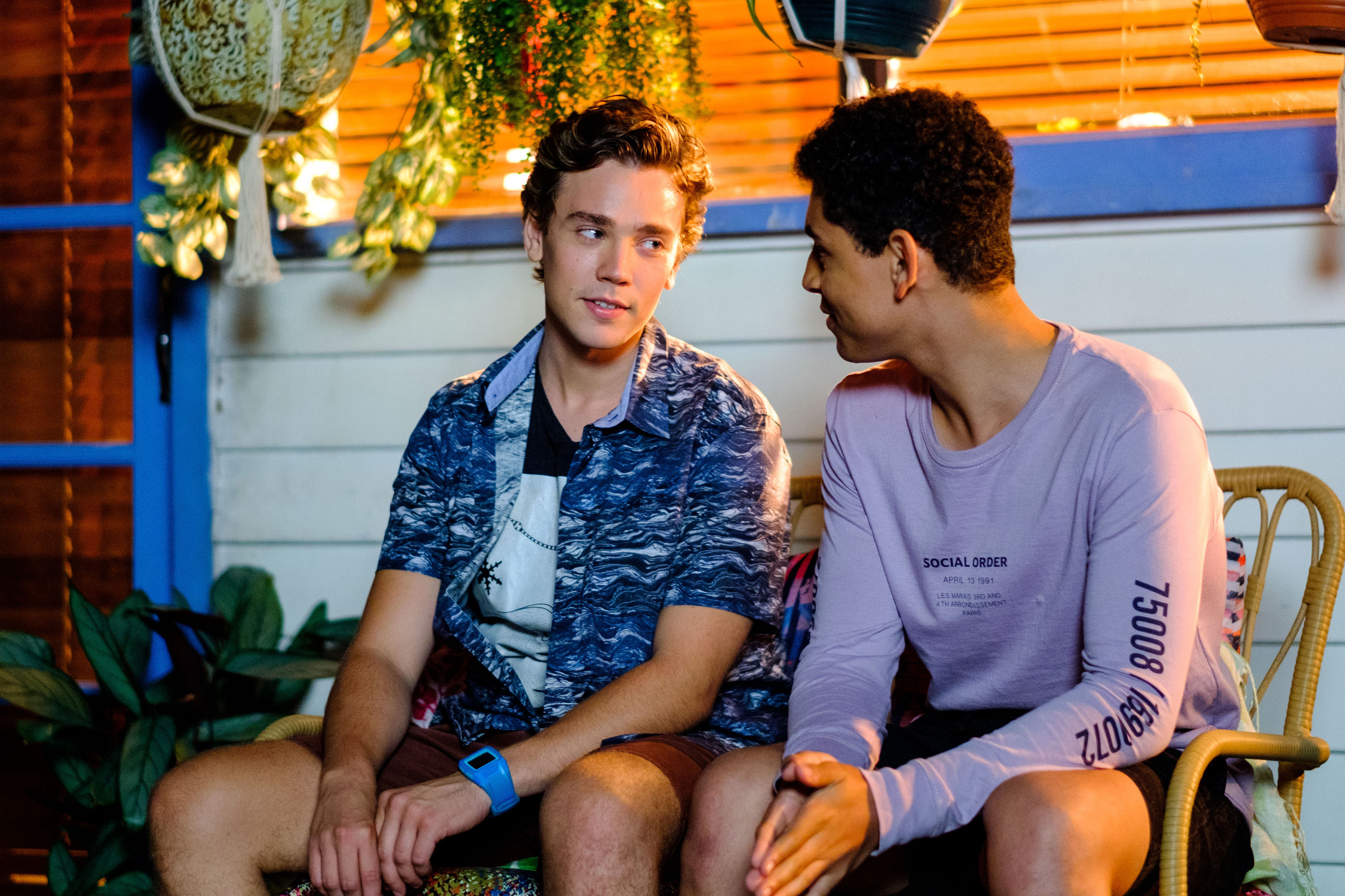Home and Away spoilers: Ty kisses Ryder in an explosive coming out storyline