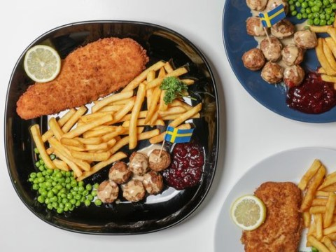 Ikea is launching a special deal on meatballs for the England vs Sweden game