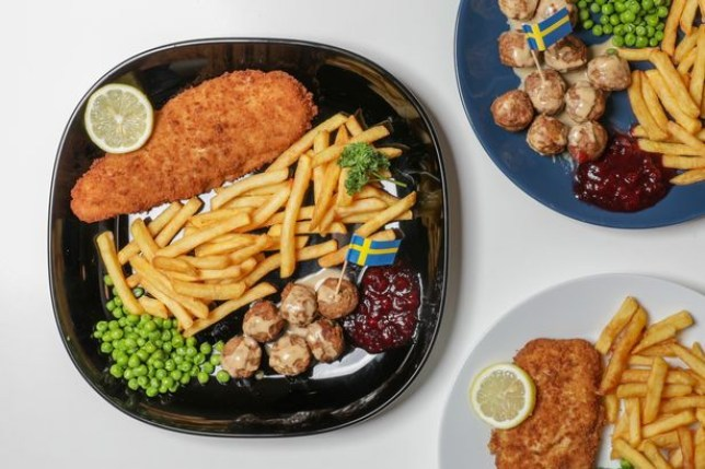 Ikea Is Launching A Special Deal On Meatballs For The England Vs