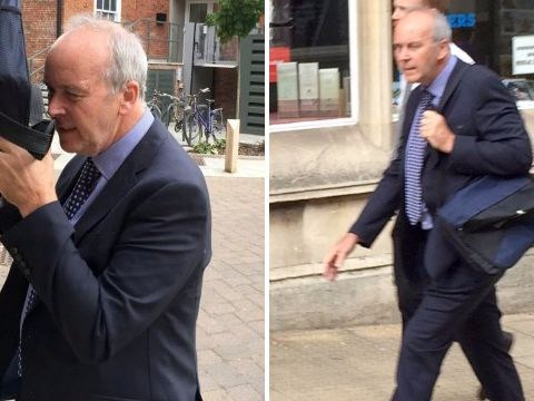 Doctor cleared of trying to hire hitman on finance adviser after losing £1,000,000