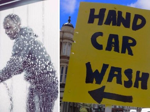 Modern slavery widespread in UK car washes, new report claims