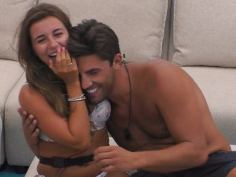 Love Island 2018: Danny Dyer finally talks to Jack and Dani and things get emosh