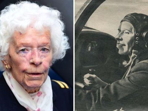 Last surviving female WW2 Spitfire pilot dies aged 101