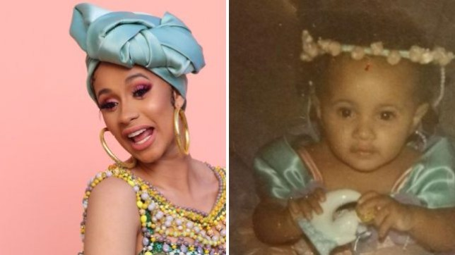 Cardi B Gives Idea Of What Her Baby Might Look Like As Due Date