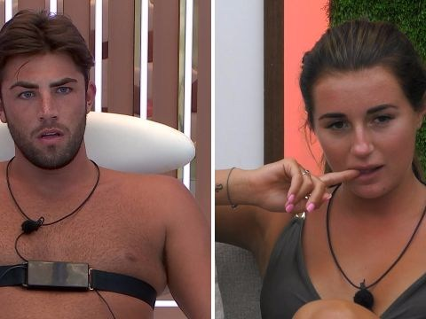 Love Island 2018: Jack and Dani are in trouble after lie detector test