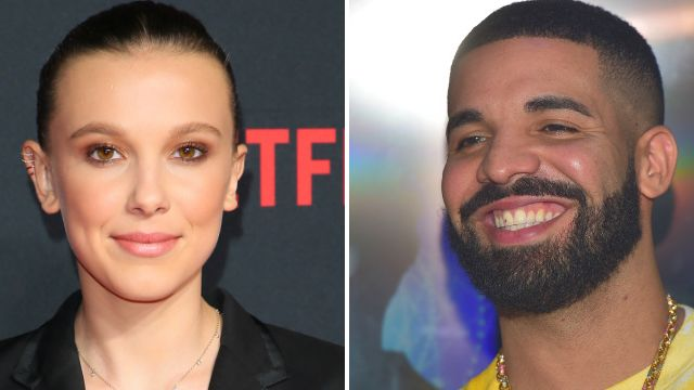 Millie Bobby Brown and Drake 'talk all the time' apparently