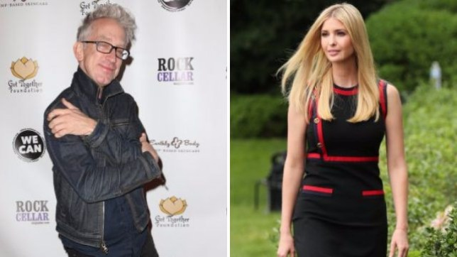 Andy Dick's behaviour towards men and women is being closely scrutinized after he was charged with sexual harassment on Monday (Picture: MPIFS/Capital/Reuters)