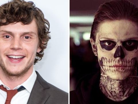 Evan Peters steps down from American Horror Story season 9 after saying show 'hurt his soul'
