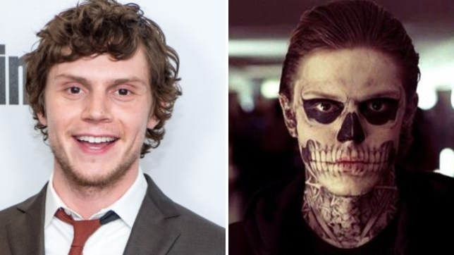 Evan Peters announces he's 'sitting out' American Horror