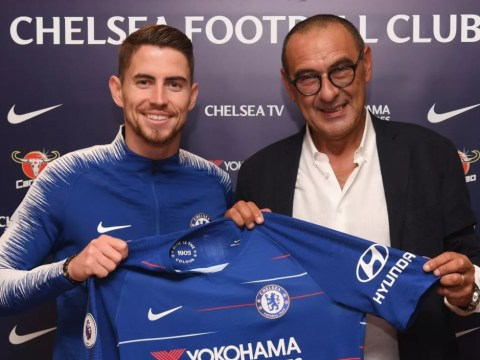 Chelsea confirm signing of Jorginho from Napoli