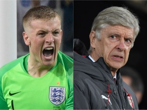 Arsene Wenger's prediction about Jordan Pickford backfires after England beat Colombia