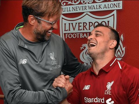 Liverpool boss Jurgen Klopp dubs Xherdan Shaqiri transfer a no-brainer