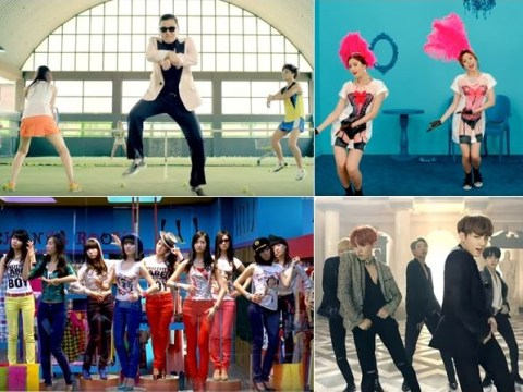 BTS's Blood, Sweat & Tears and Psy's Gangnam Style named in 100 Greatest Music Videos list