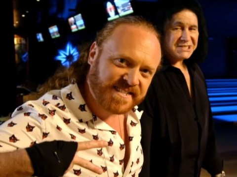 Keith Lemon targeted by moped muggers who tried to make off with his watch