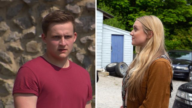 Lachlan kills Rebecca in Emmerdale